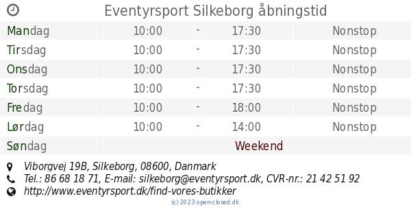 eventyr sport silkeborg